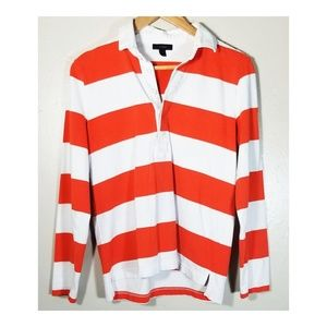 J.Crew▪︎Rugby Striped Shirt